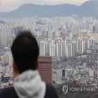 마지막,서울,전주,지수,상승