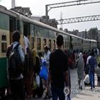 열차,파키스탄