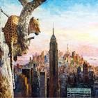 그림,작가,풍경,이미지,동물,그린,세계