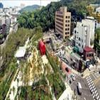남산,고문,예장공원,조성,서울시,건물