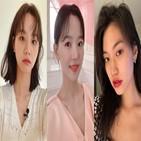 김도연,혜리,강한나,원피스,인간,구미호,시원한,이담,양혜선,엄마