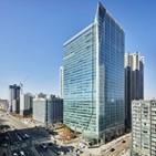 이스트센트럴타워,코람코자산신탁,서울,지속성,투자,빌딩,블라인드펀드,블라인드1