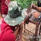 시민방위군,미얀마,게릴라전,국민통합정부,공격,양곤,폭탄
