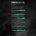공개,이달,소녀,이미지,트랙리스트,미니앨범
