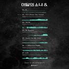 공개,이달,소녀,이미지,미니앨범,트랙리스트