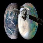 금성,탐사,NASA,인비전호,대기,지구,탐사선