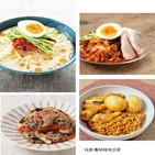 면요리,평가,아시아,라볶이,태국