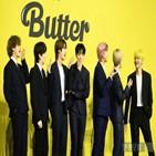 하이브,방탄소년단,빌보드,차트,주가,버터,연속
