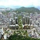 세운지구,서울,수요,개발사업,푸르지오,트리니티99,발라드