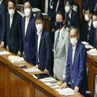 해산,중의원,총리,내각,스가,결의안,불신임,야당,자민당
