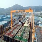 사이버보안,개발,선박,대우조선해양