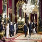 대통령,회장,스페인,방문