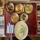 어반브릿지,콩국수,인근,강동구,생각,맛집,강일,자연,그릇,전용