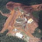 매각,광산,광물공사,지분,공고,암바토비,호주,와이,작년