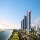 한강,세대,오피스텔,단지,청약,위치,현대건설,예정