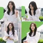최예빈,촬영,SBS,청량
