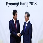 일본,한국,대통령,참석