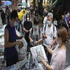 중국,홍콩,빈과일보,내정,폐간,간섭