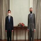 한국,총리,싱가포르,협력