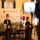 인도네시아,협력,외교장관,강화,장관,회담