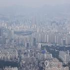 오름폭,연속,서울,상승률,확대
