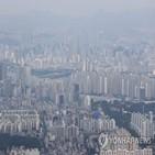 서울,오름폭,상승,지난달,연속,상승률,확대