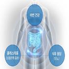 변비,질환,구아검가수분해물,배변,심혈관계,식이섬유,유익균,사람,섭취
