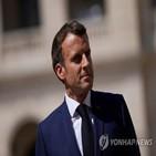 마크롱,대통령,페가수스,해킹,프랑스,장관,정부,모로코,휴대전화