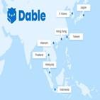 진출,이블은,태국,서비스,이블,콘텐츠,시장