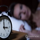 불면증,시간,수면,치료,교수