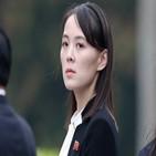 김여정,담화,북한,남북,남조선,통일부,정부,장관,발표,입장