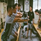 남조선,폭력행위,영화
