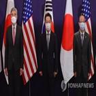 일본,논의,협의,문제,북한,한반도