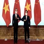 협력,베트남,중국,양국,강조
