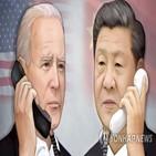 중국,양국,미국,통화,통신,대한,소통,키워드