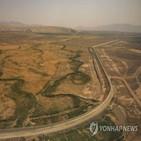 터키,국경,차단벽,이란,난민,이주민