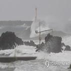 제주도,태풍,이날,해상,오전,찬투