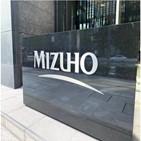 미즈호은행,시스템,일본,도쿄전력,장애,금융청,정부,관리,은행,전산시스템