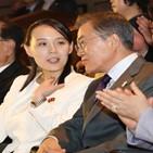 부부장,대통령,담화,북한,종전선언