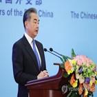 중국,소그룹,주도,연설