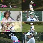 홍은희,찐친골프,골프,배우,예능,라운딩