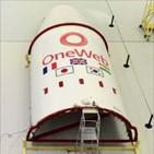 원웹,로켓,위성,한화시스템