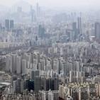 상승률,올해,아파트값,서울,작년