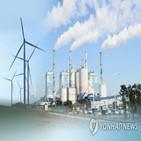 탄소중립,감축,온실가스,일자리,안정성,전력,목표,비용