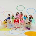 일본,차트,소녀,이달,데뷔