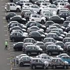 반도체,현대차,판매,실적,생산,증가,대비,작년,차질,개선