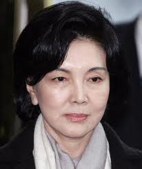 홍라희 전 리움미술관장