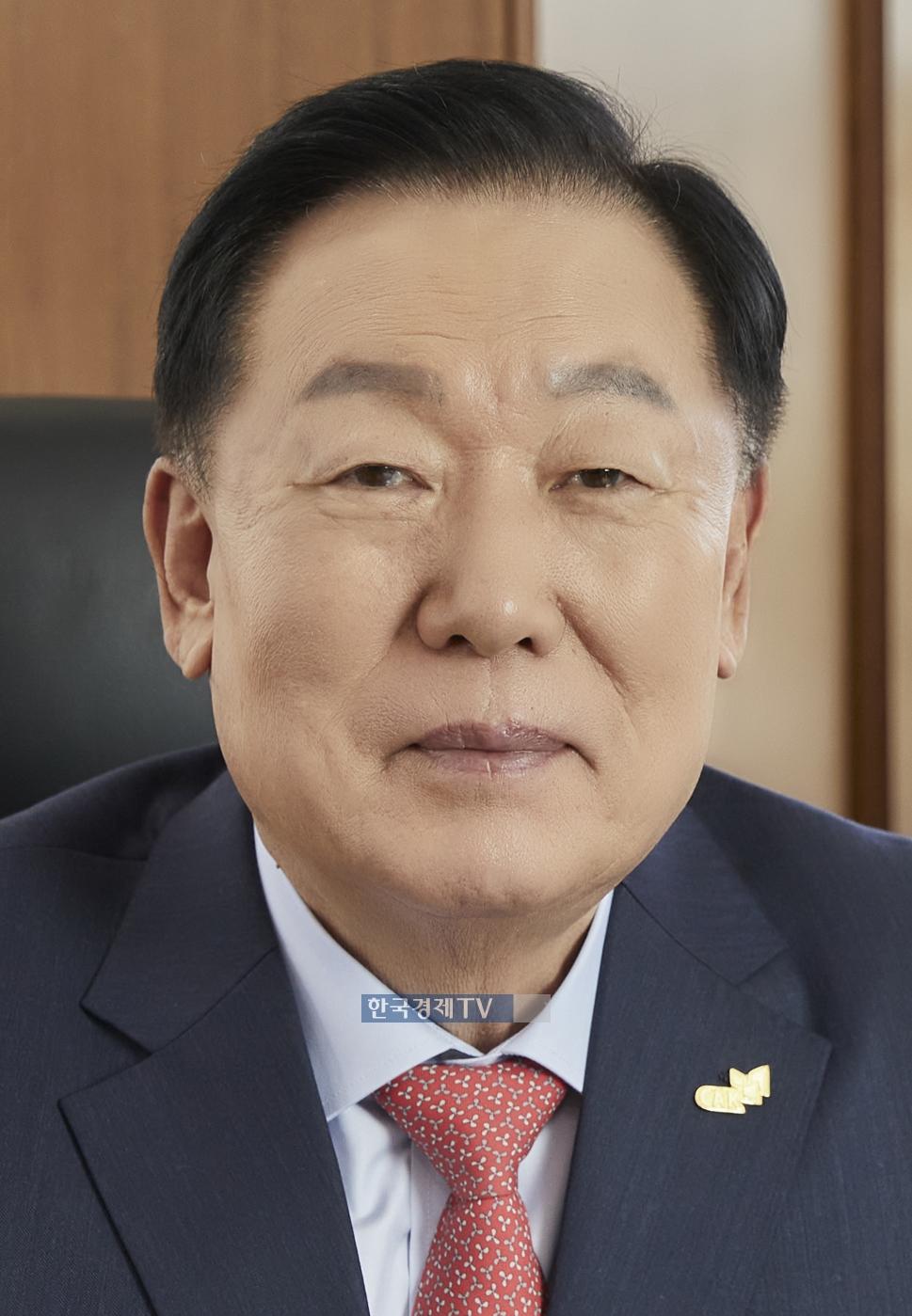 김상수 대한건설협회 회장.