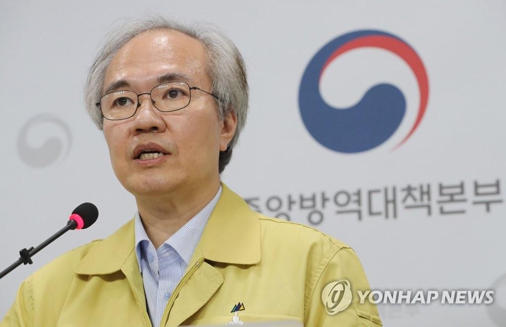 권준욱 중앙방역대책본부 부본부장 (사진=연합뉴스)