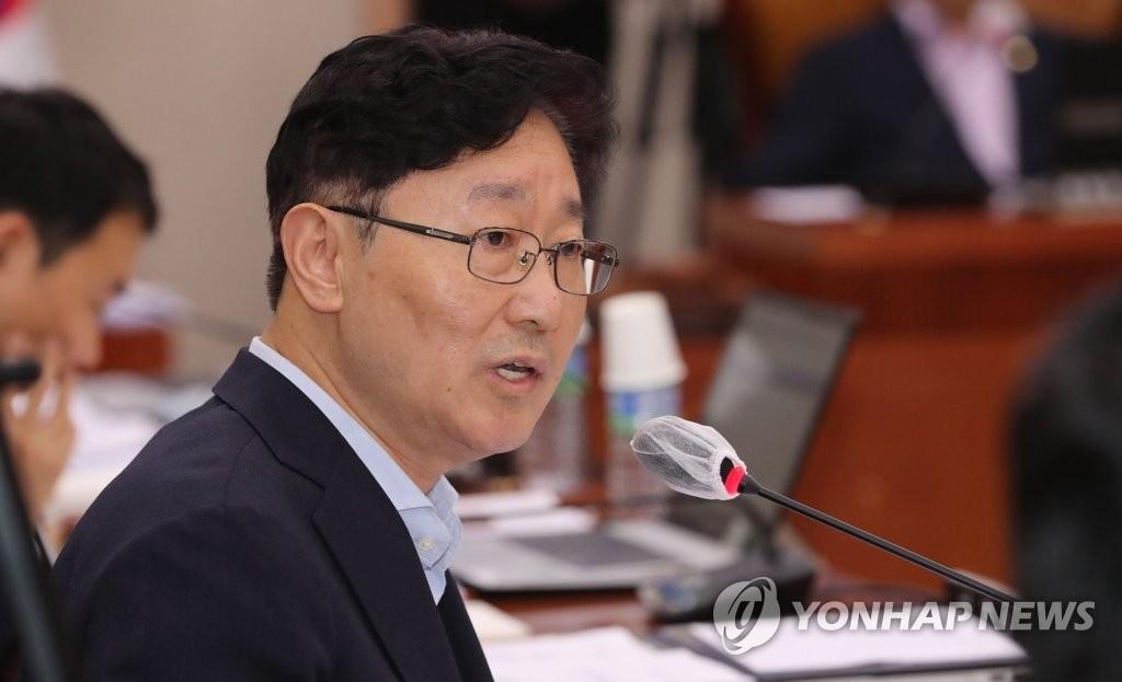 더불어민주당 박범계 의원 (사진=연합뉴스)